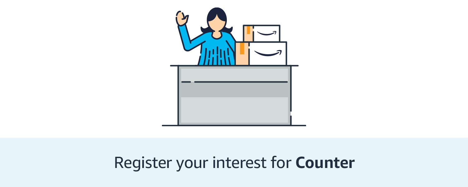 Register your interest for Counter