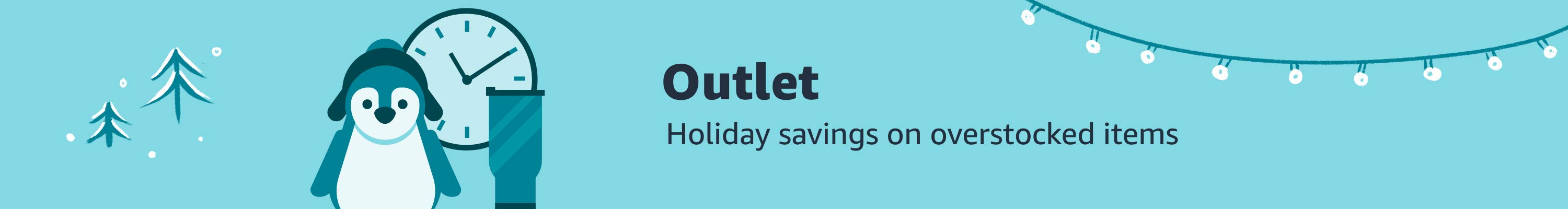 UK Outlet: Holiday savings on overstocked items