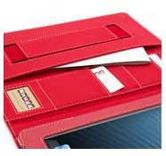 snugg red ipad case