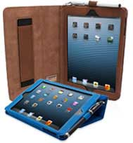 snugg brown ipad case