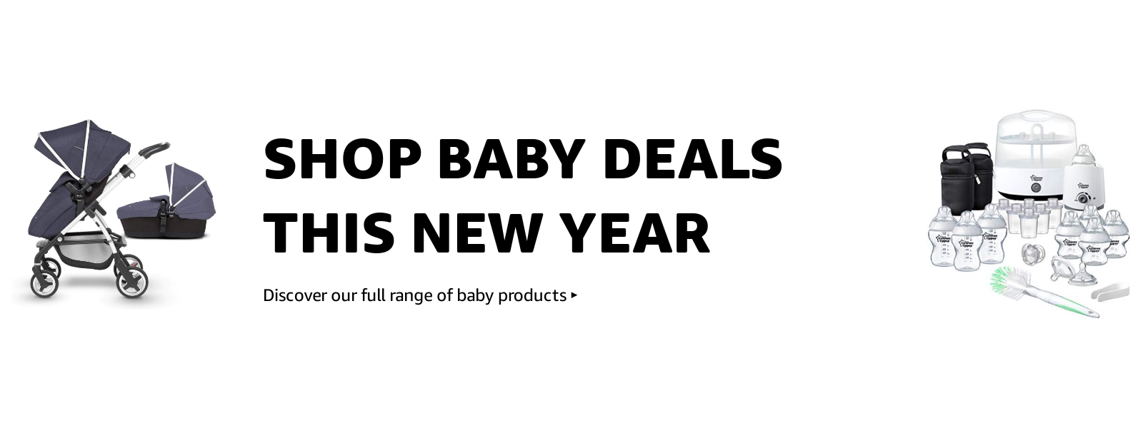 Shop Baby Deals this New Year