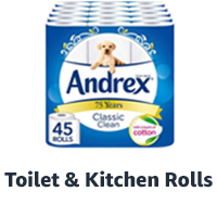 Kitchen & Toilet Roll