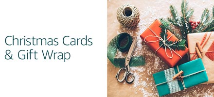 Christmas Cards and Gift Wrap