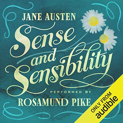 Sense and Sensibility from Audible