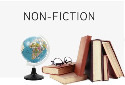 Audiobooks in non-fiction