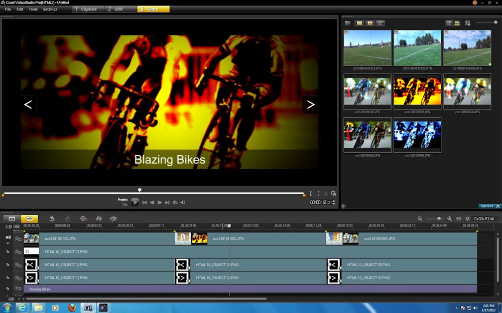Corel VideoStudio Pro X5 Ultimate (PC): Amazon.co.uk: Software