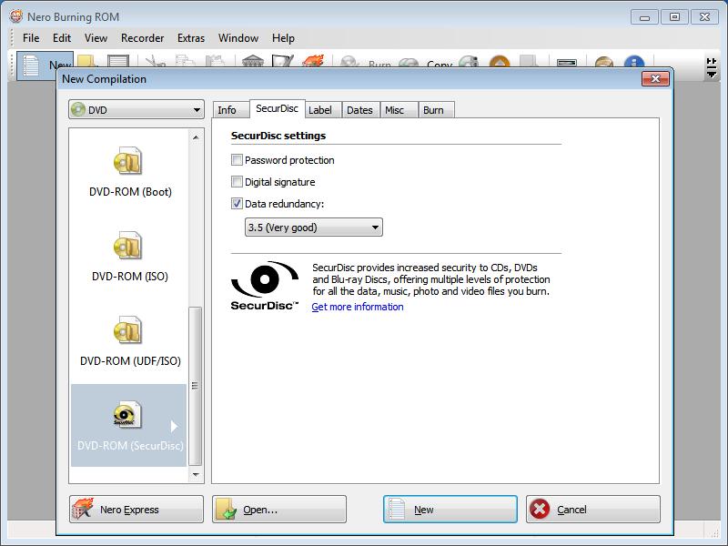 nero burning gratuit pour windows 7