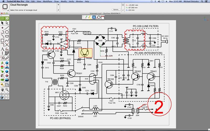 Fantastic Free Drafting Tools Inspiration - Schematic Diagram Series ...