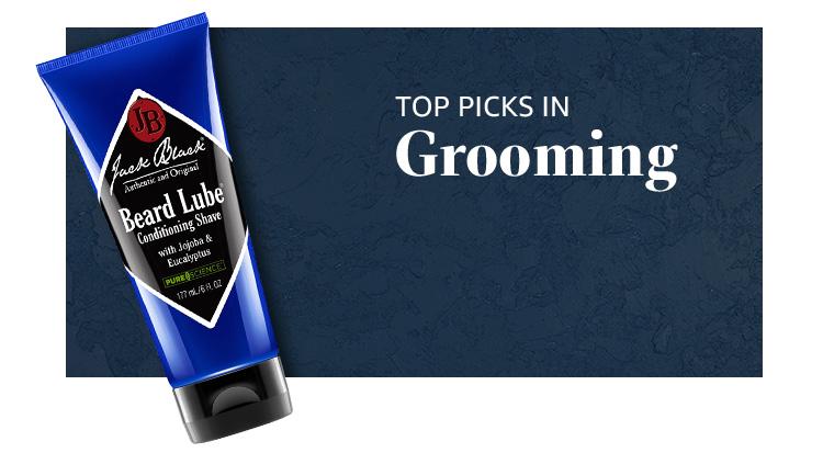 Top Picks in Grooming