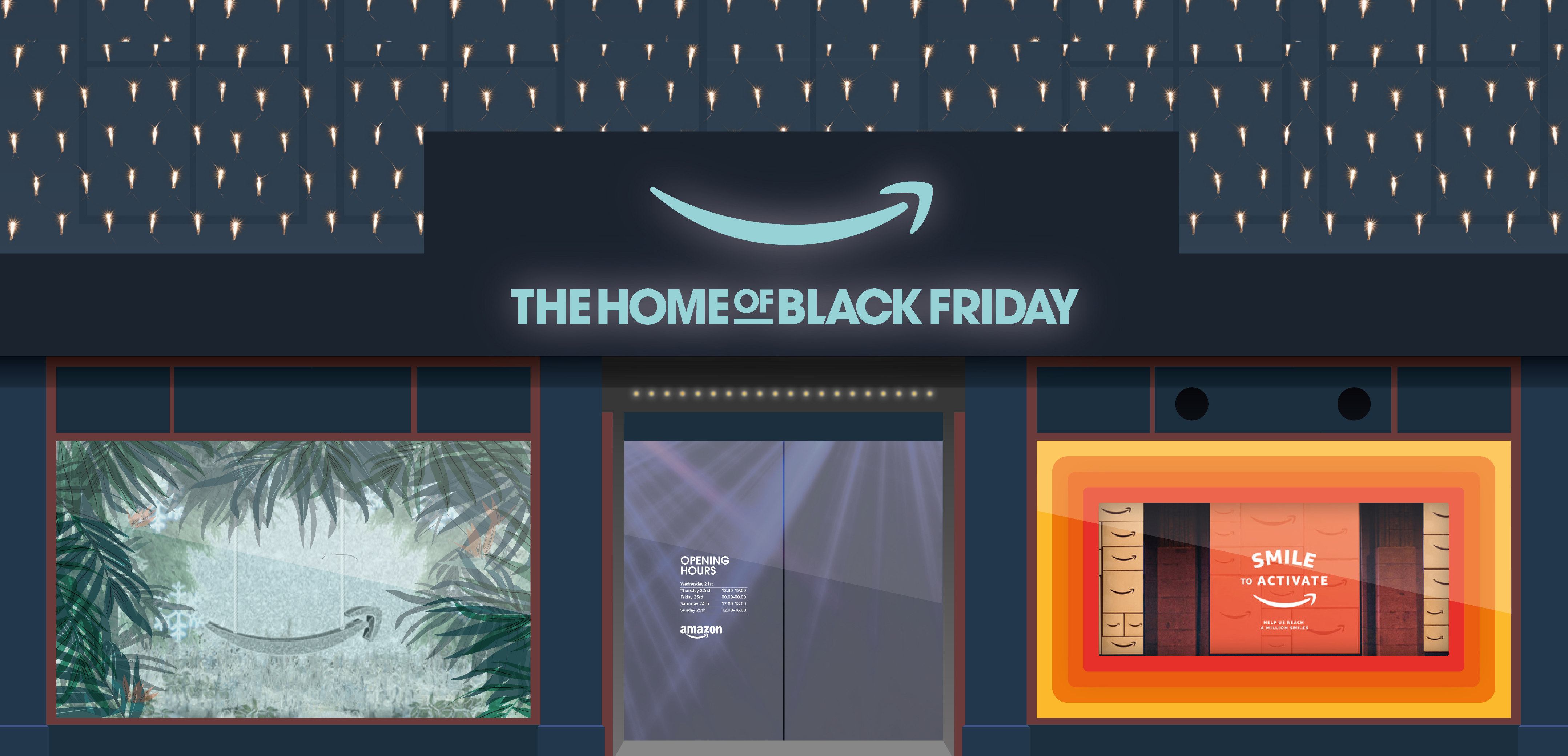 Home of Black Friday