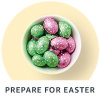 Prepare for Easter