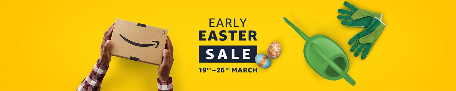 Early Easter Sale Now On