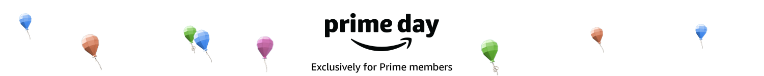 It is Prime Day. A two day parade of non-stop deals, exclusively for Prime Members
