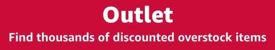 Outlet - Find thousands of discounted overstock items