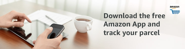 Track your parcel on your PC or mobile.