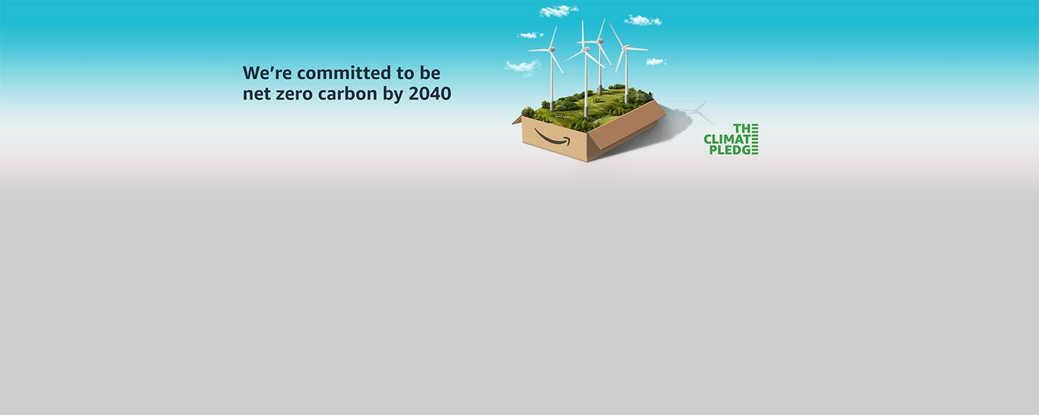 #We're committed to be net zero carbon by 2040