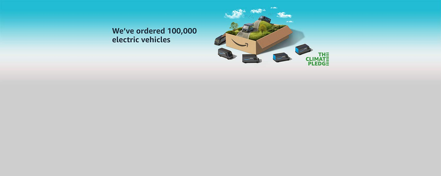 #We've ordered 100,000 electric vehicles
