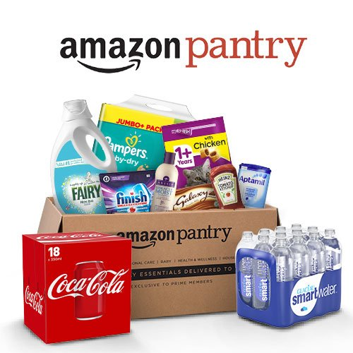 Amazon.co.uk: : £10 Off Amazon Pantry