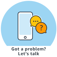 Got a problem? Let's talk