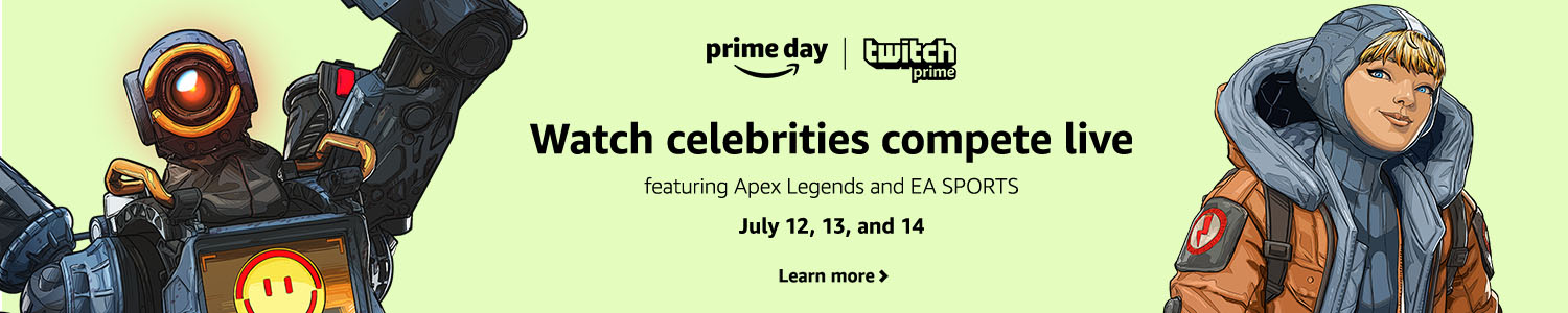 Watch celebrities compete live.