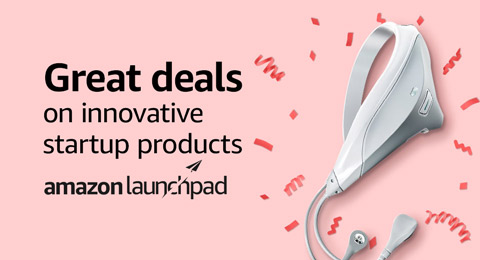 Amazon Launchpad: Prime Day deals on innovative startup product