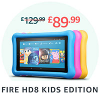 Fire 8 HD Kids Edition