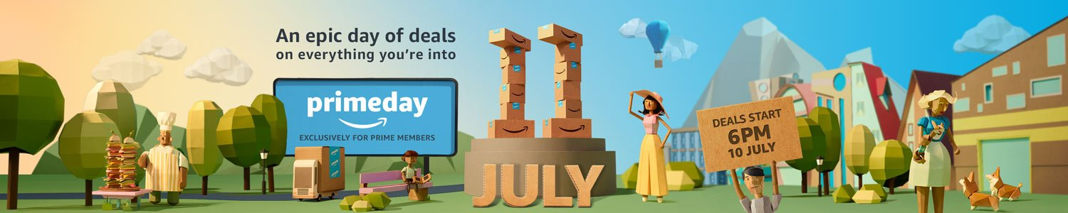 Prime Day Announcement