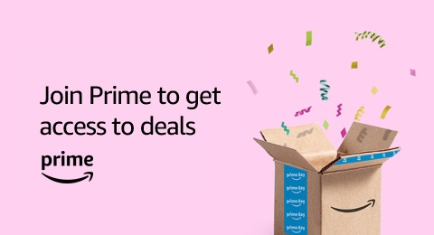 Join Prime to gain access to deals