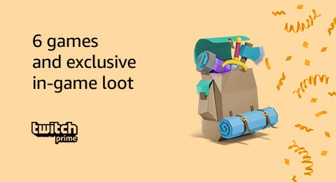 6 games and exclusive in-game loot