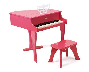 Pink piano featured in Christmas advert