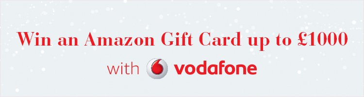 Make a Wish List and win an Amazon Gift Card up to £1000