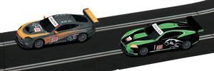 Digital Race Line set