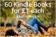 60 Kindle Books for £1 Each