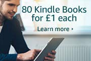 80 Kindle Books for £1 Each