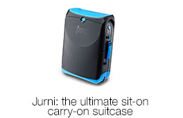 Discover the perfect suitcase by Jurni