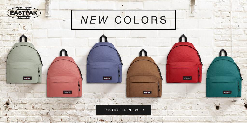 Eastpak New colors