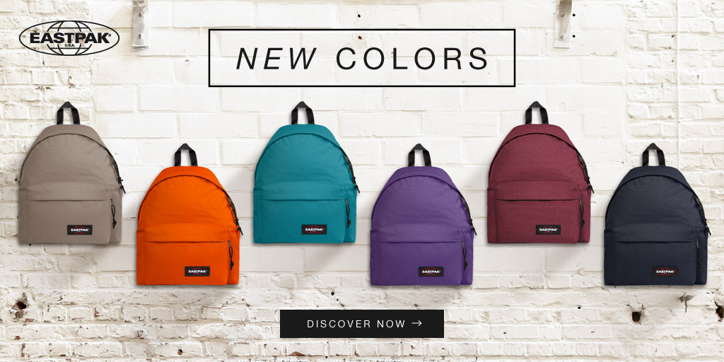 Eastpak New colors