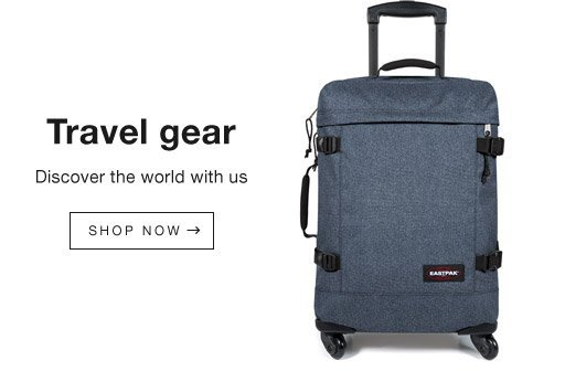 Eastpak Travel gear