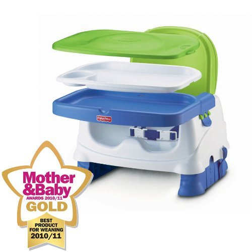aea8db073a9f Fisher-Price Healthy Care Booster Seat  Amazon.co.uk  Baby