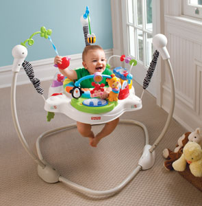 732960eed Fisher-Price Discover and Grow Jumperoo  Amazon.co.uk  Baby