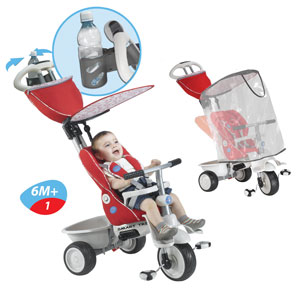 Smart Trike Stage 1  sc 1 st  Amazon UK & Smart-Trike Recliner 4-in-1 (Red): Amazon.co.uk: Toys u0026 Games islam-shia.org