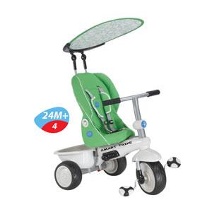 Smart Trike Stage 4  sc 1 st  Amazon UK & SmarTrike Recliner 4-in-1 - Green: Amazon.co.uk: Toys u0026 Games islam-shia.org