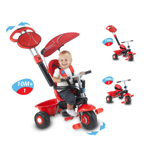 Smartrike Sport 3 In 1 Tricycle Amazon Co Uk Toys Amp Games