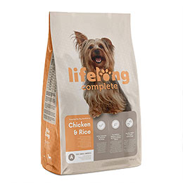 Pet food with the goodness of ingredients