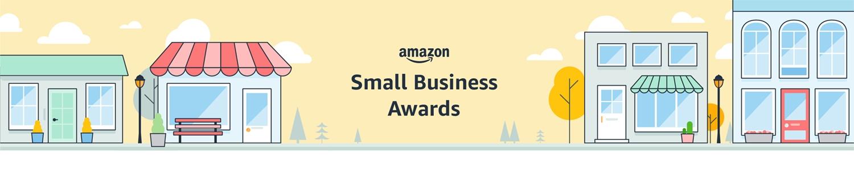 Small business award hero