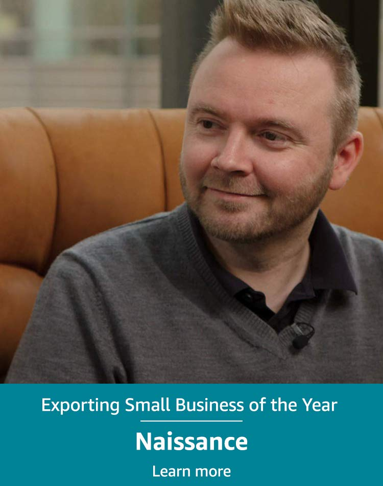 Exporting Small Business of the Year