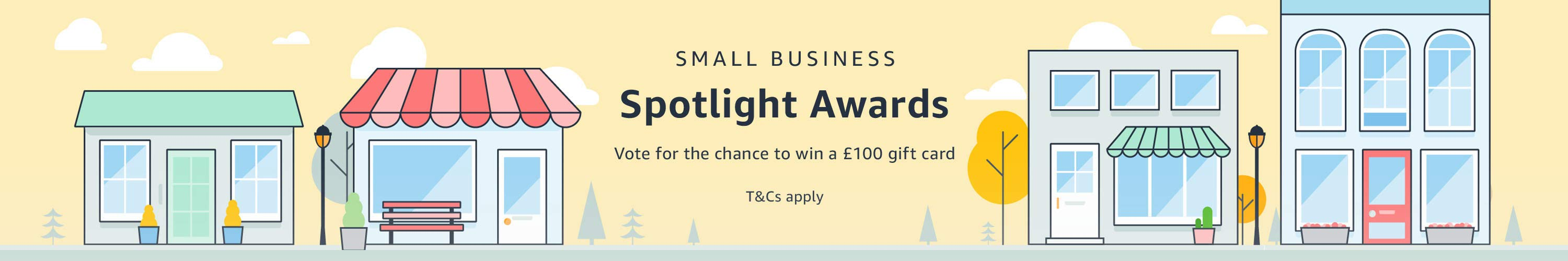 Amazon Small Business Awards