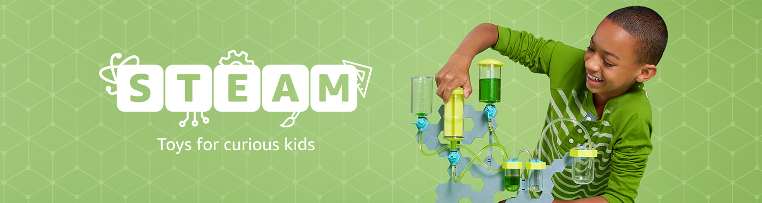 STEAM Learning & technology Toys