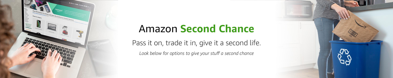Amazon Second Chance