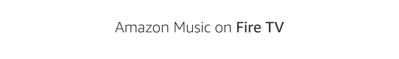 Amazon co uk: Amazon Music on Fire TV: Digital Music